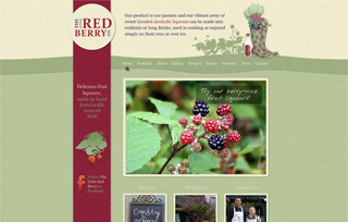 The Little Red Berry Co.