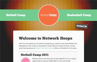 Network Hoops