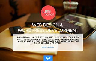 webposlovi.info - web design Serbia