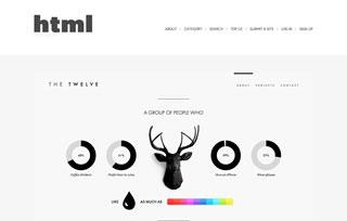 html inspiration