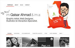 Design Portfolio - Qaisar Ahmad