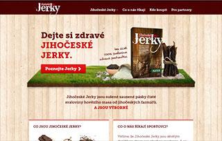 Jihoceske Jerky