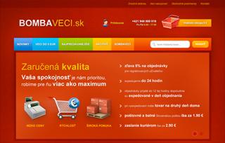 BombaVeci.sk - Vtipné darčeky