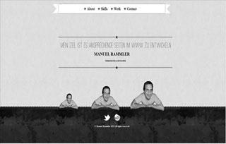 Manuel Rammler Portfolio
