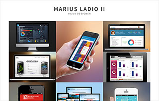 Marius Ladio II's Portfolio