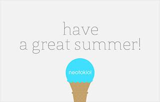 neotokio! summer edition