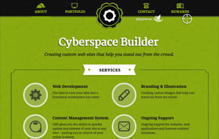 Cyberspace Builder