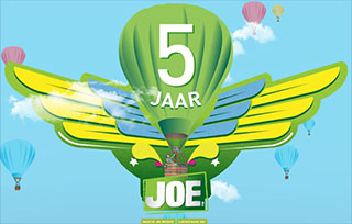 5 Jaar JOE!