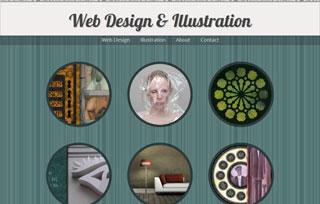 Web Design & Illustration