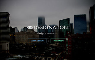 DESIGNATION: Design a new career