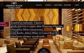 Crowne Plaza Istanbul Harbiye Hotel