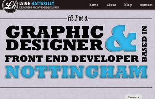 portfolio of leigh hattersley