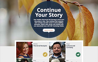 UBC Continuing Studies Stories