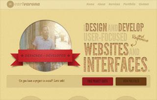 Earl Varona's Portfolio Site