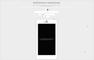 Responsive Webdesign Test