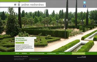 Jardines del Mediterráneo