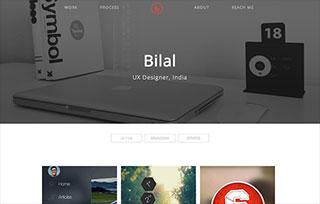 Bilal, UX Designer