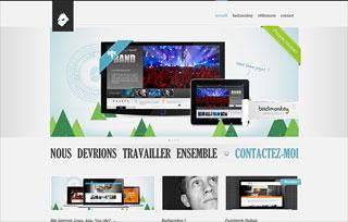 badmonkey | Graphic & web designer