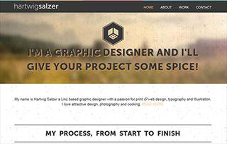 Portfolio of Hartwig Salzer