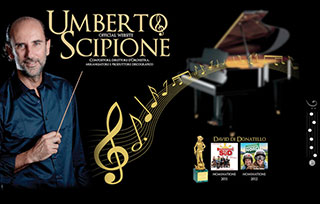 Umberto Scipione - Official website