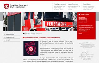 Freiwillige Feuerwehr Erfurt-Melchendorf