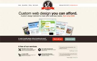 EpicFleet Web Design