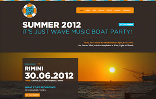 Wave Music Boat Party