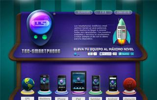 Tec-Smartphone