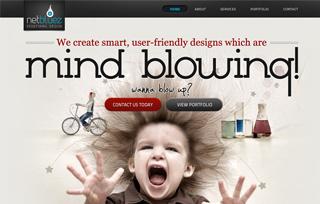 Netbluez - Redefining Design
