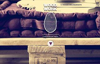 woodwork - l'impronta del legno