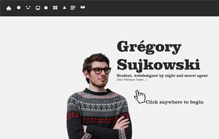 Grégory Sujkowski - Portfolio
