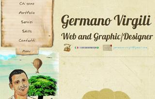 Germano Virgili graphic/designer - Portfolio