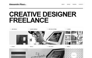 Alessandro Risso Creative Designer
