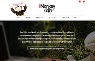 Red Monkey Goo
