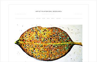 Emil Bodourov artist painter