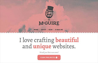 Mr. McGuire Web Design