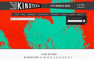 Kinoteka Film Festival - 2013