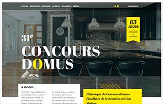 Concours Domus