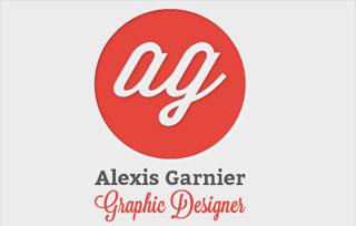 Alexis Garnier - Graphic designer