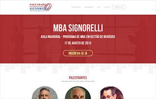MBA Signorelli