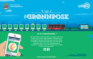 Gronnpose