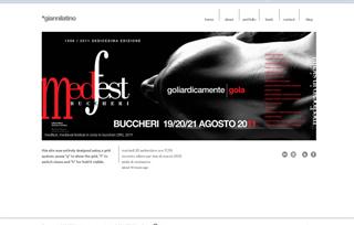 Gianni Latino graphic designer