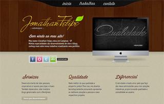 Jonathan Felipe Portfolio