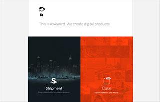 Awkward — We build digital products