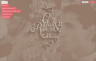 Gillian & Romain Wedding