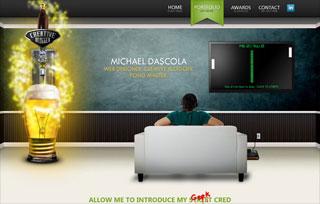 Mike Dascola - Web Designer