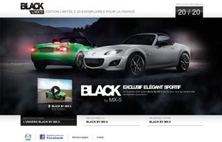 BLACK BY MX5