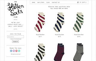 The Hidden Socks Club