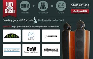 HiFi for Cash