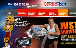 CardioTech Treadmills Australia
